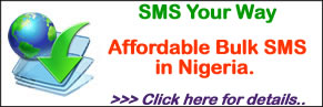 Buy affordable bulk SMS your Way, voice SMS, text messaging in Nigeria