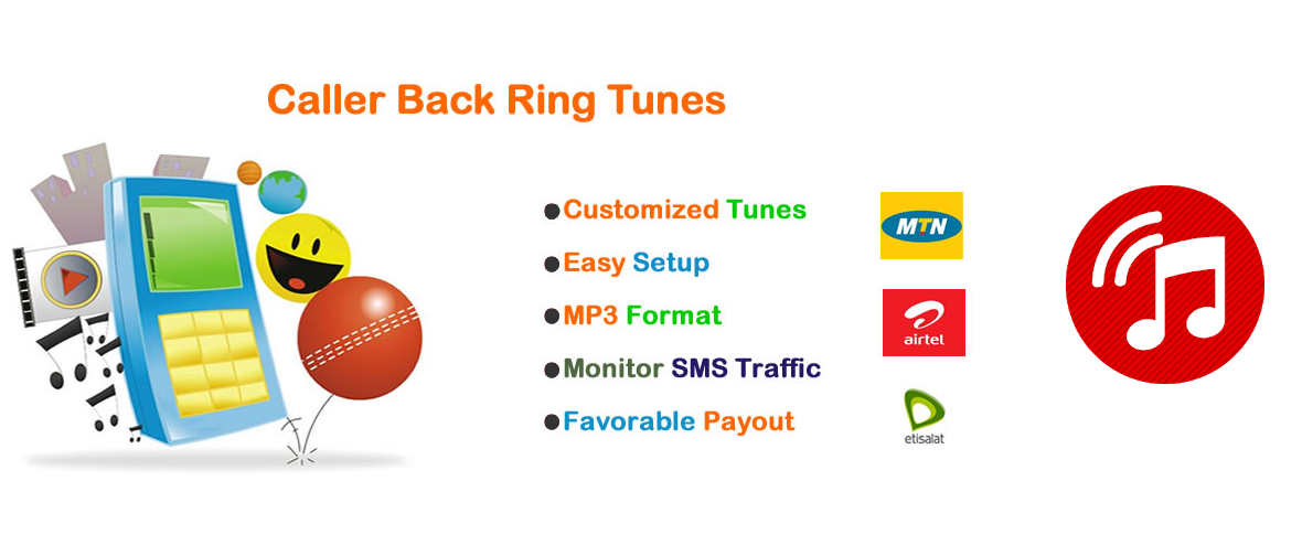 Caller Ring Back Tunes in Nigeria