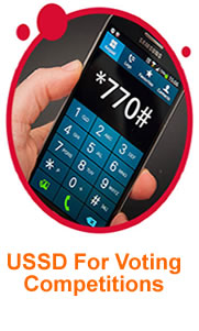 USSD For Voting Competitions
